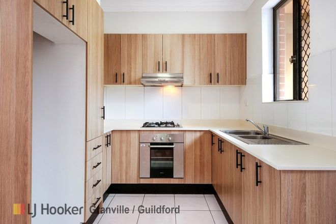 Picture of 3/9 Gray Street, GRANVILLE NSW 2142