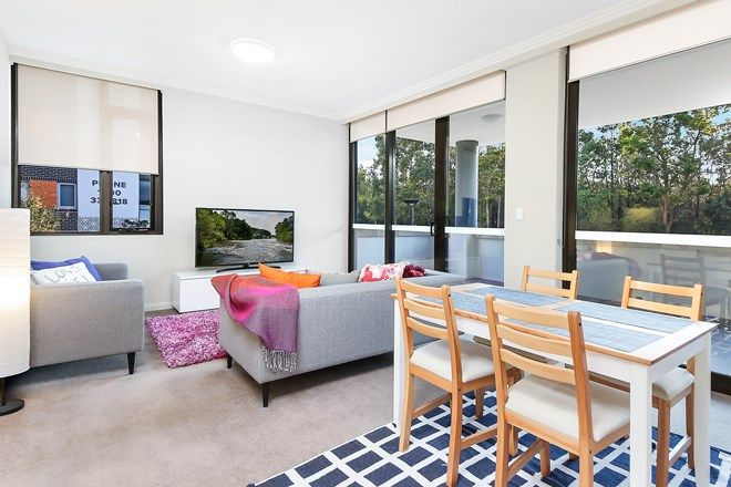 Picture of 202/47 Hill Road, WENTWORTH POINT NSW 2127