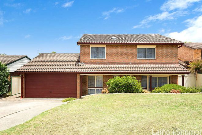 Picture of 5 James Cook Drive, KINGS LANGLEY NSW 2147