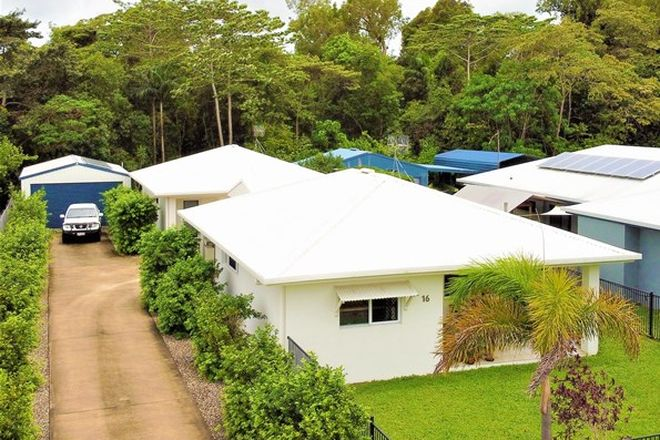 Picture of 16 MIDSHIPMAN STREET, SOUTH MISSION BEACH QLD 4852