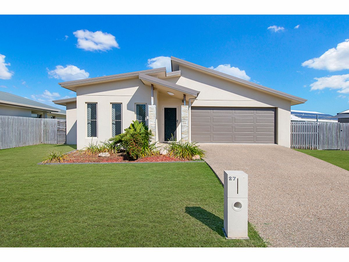 27 Ellenor Street, Mount Low QLD 4818, Image 0