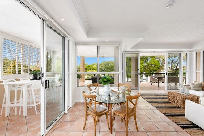 Picture of 4/88 Oxlade Drive, NEW FARM QLD 4005