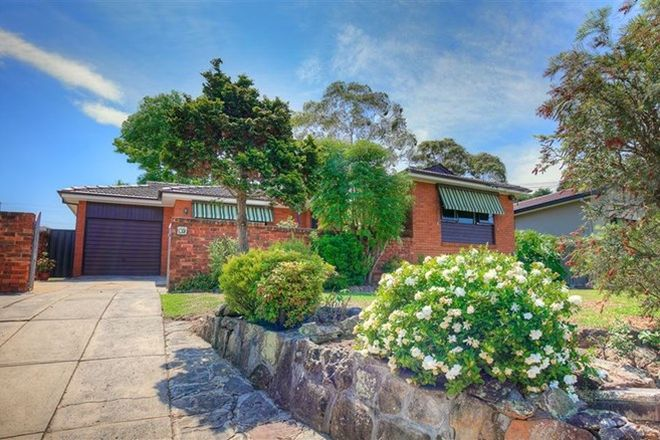 Picture of 39 Peel Road, BAULKHAM HILLS NSW 2153