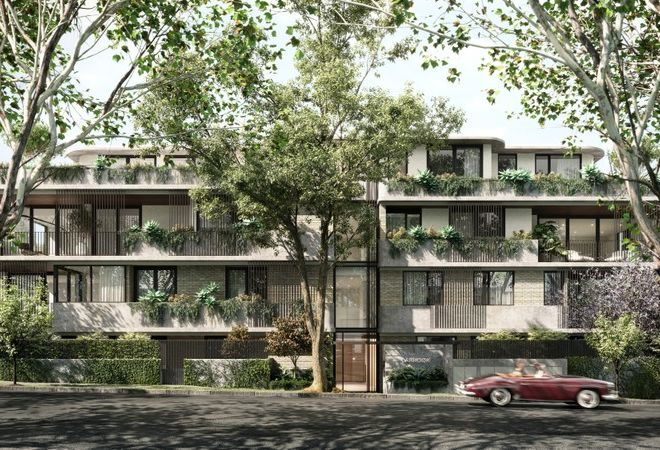 Picture of 103/523 Orrong Road, Armadale