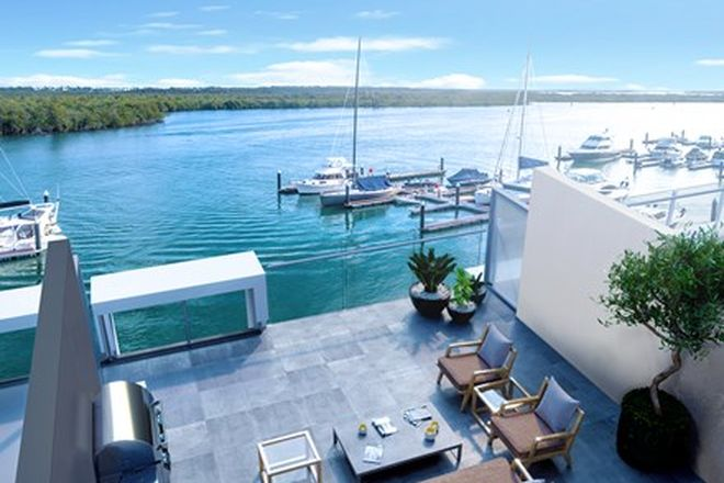Picture of 2 Marina Promenade, PARADISE POINT QLD 4216
