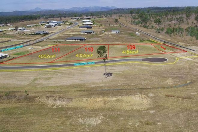 Picture of Lot 110 Swagman Drive, BENARABY QLD 4680