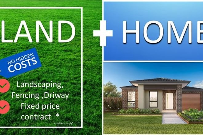 Picture of CALL US/CRANBOURNE STREET FIXED PRICE HOME & LAND PACKAGE, RIVERSTONE NSW 2765