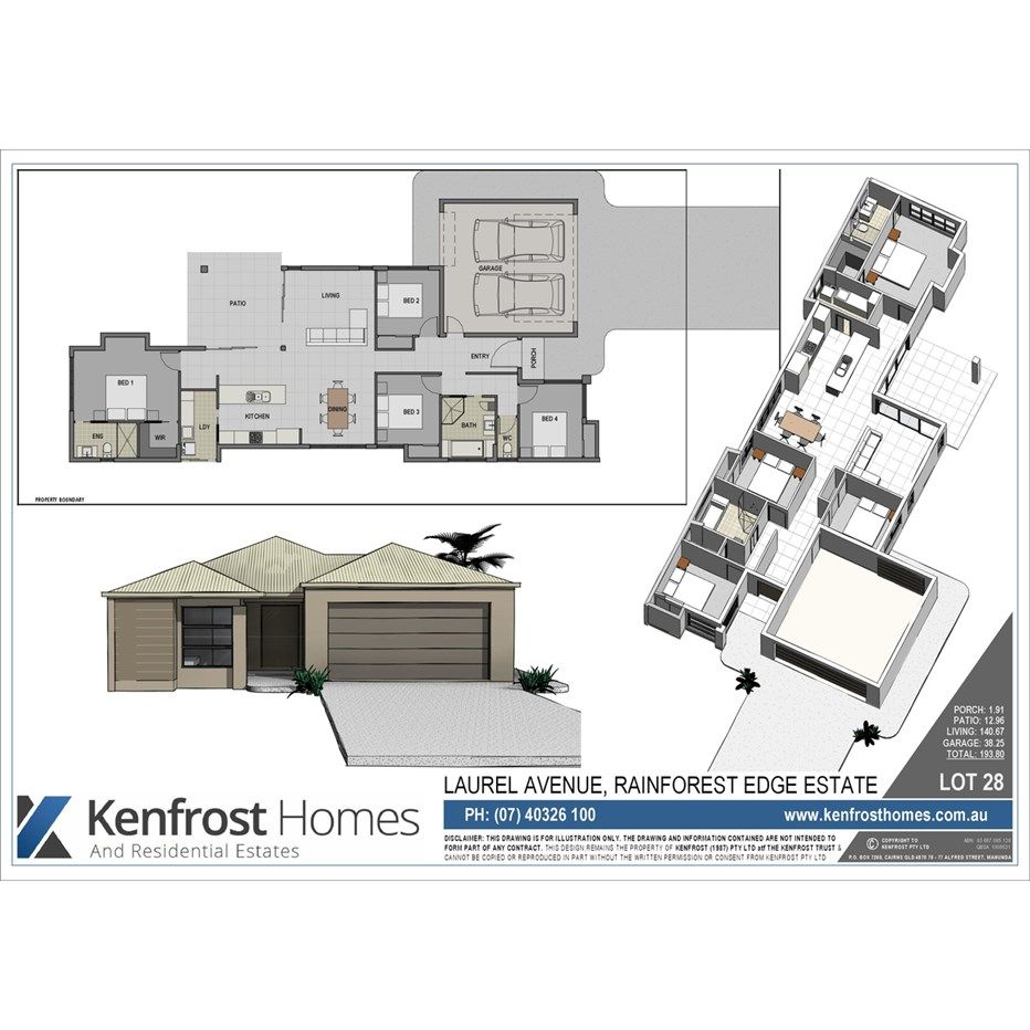 Lot 28 Laurel Avenue, Mount Sheridan QLD 4868, Image 1