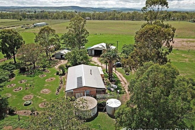 Picture of 54 Porter Rd, ALLAN QLD 4370