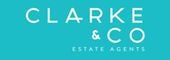 Logo for Clarke & Co Estate Agents