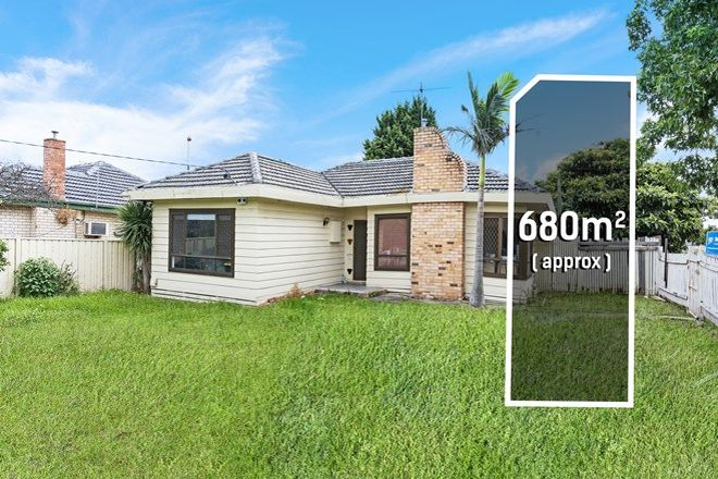 Picture of 18 Bessemer Street, SPRINGVALE VIC 3171