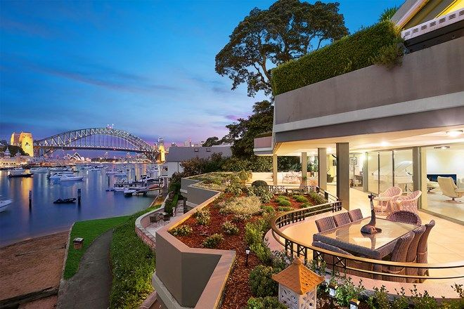 Picture of 2/8 King George Street, LAVENDER BAY NSW 2060