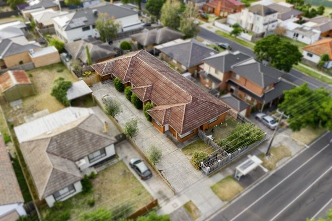 Picture of 1-4/31 Springs Road, CLAYTON SOUTH VIC 3169