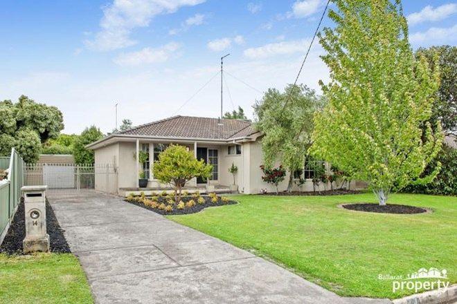 Picture of 14 Cedar Avenue, ALFREDTON VIC 3350