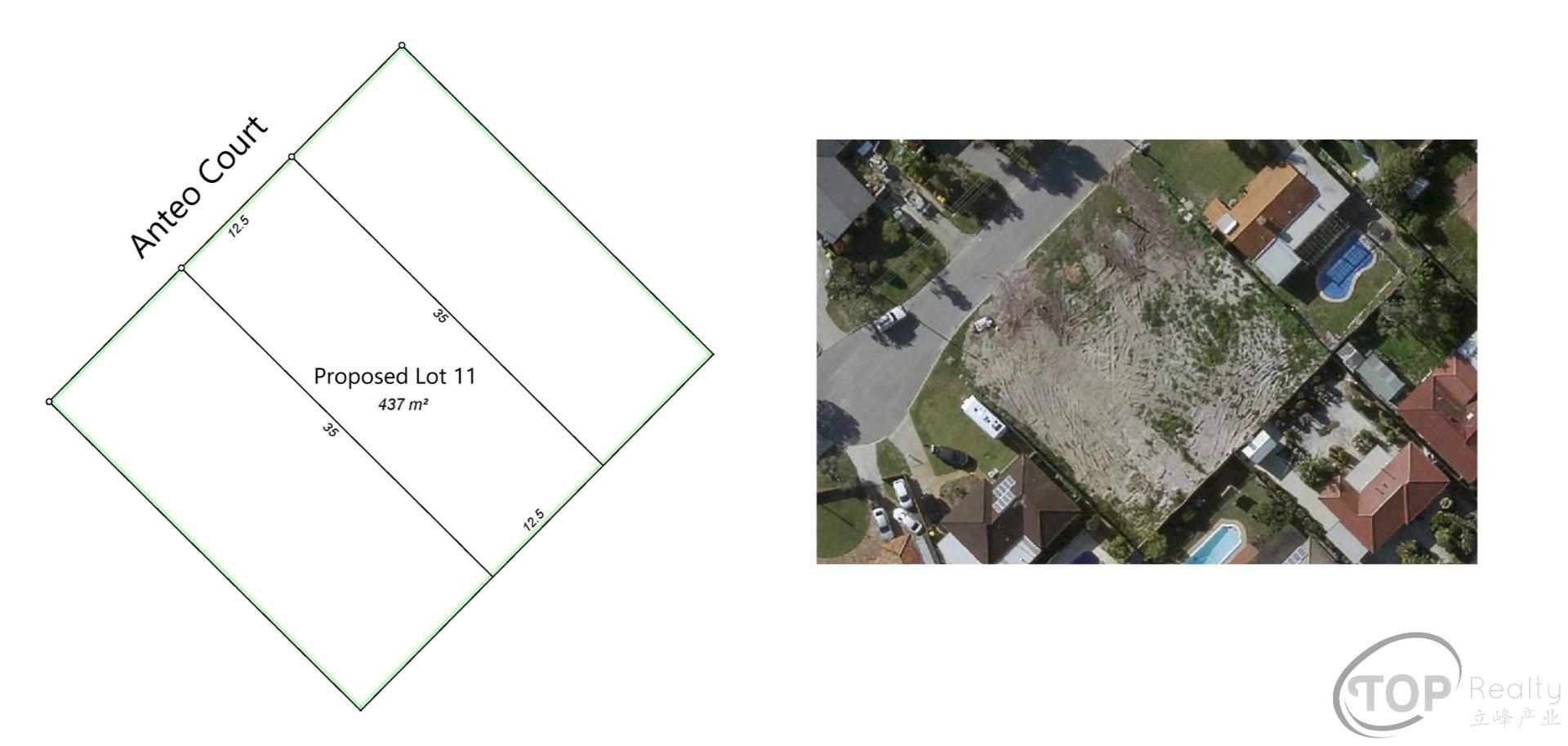 Prop Lot 11, 6-8 Anteo Court, Parkwood WA 6147, Image 1