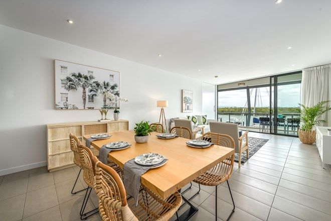 Picture of 3204/4 MARINA PROMENADE, PARADISE POINT QLD 4216