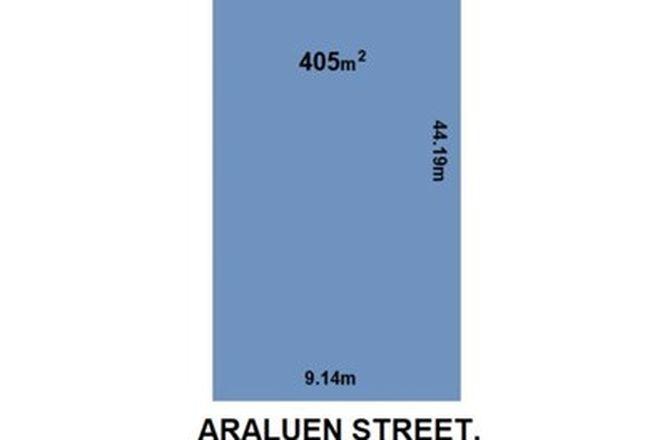 Picture of 6 Araluen Street, RIDGEHAVEN SA 5097