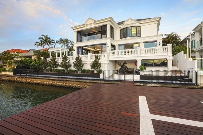 Picture of 101 Commodore Drive, PARADISE WATERS QLD 4217