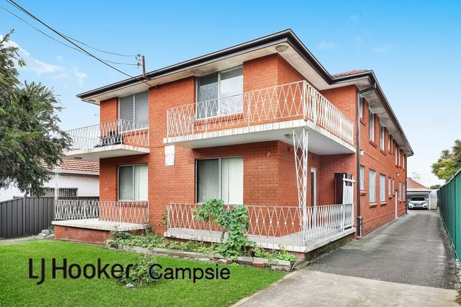 Picture of 4/76 Park Street, CAMPSIE NSW 2194