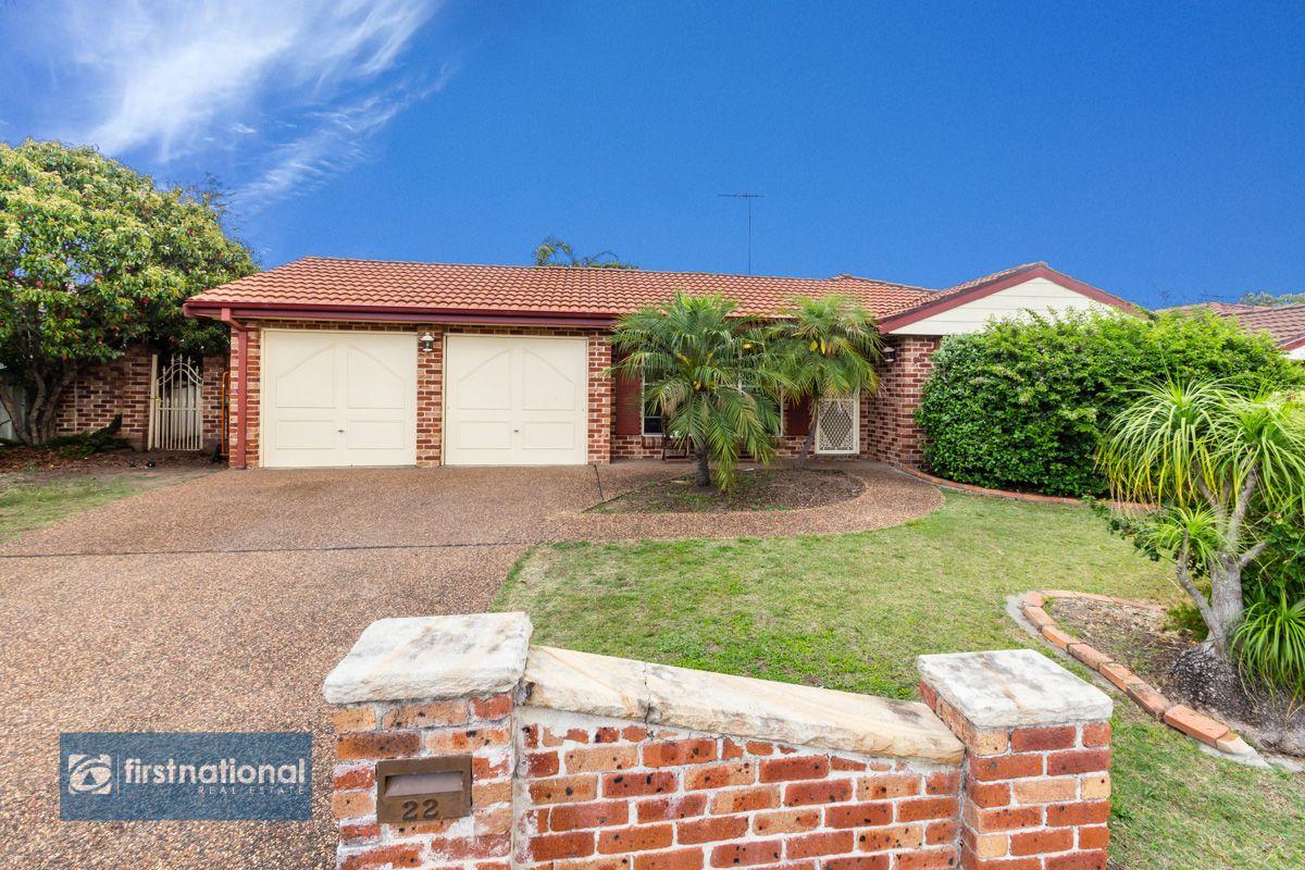 22 Fullerton Crescent, Bligh Park NSW 2756, Image 0