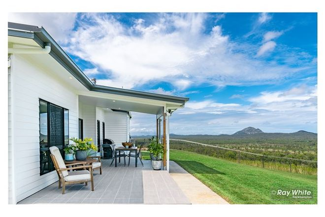Picture of 59 Venture Road, MOUNT CHALMERS QLD 4702