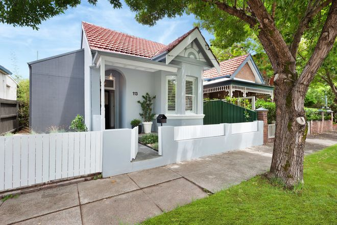 Picture of 113 Cardigan Street, STANMORE NSW 2048