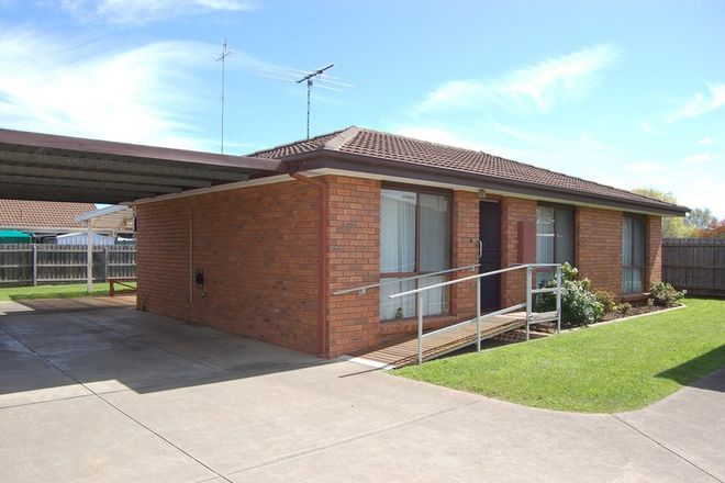 Picture of 9/20 Simpson Street, BACCHUS MARSH VIC 3340