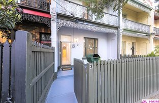 Picture of 3 Fairchild Street, Abbotsford VIC 3067