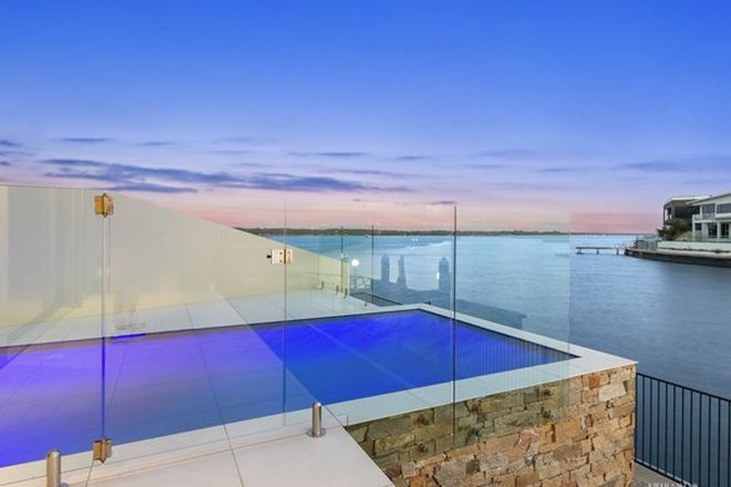 Picture of 61 Knightsbridge Parade East, SOVEREIGN ISLANDS QLD 4216