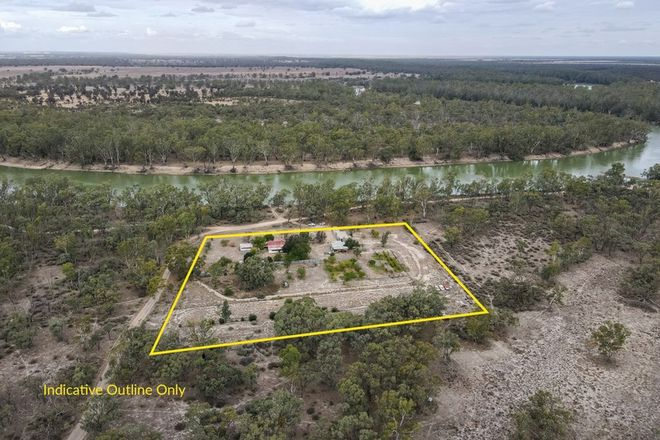 Picture of 650 River Track, HATTAH VIC 3501