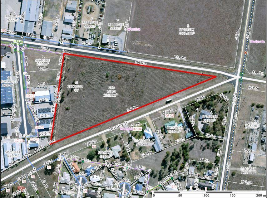 Lot 260 Murphy Street, Warwick QLD 4370, Image 0