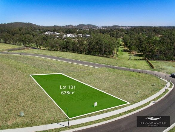 Picture of Lot 181/Dress Circle, Champions Crescent, Brookwater