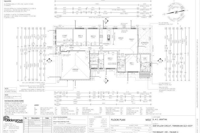 17 Willow Circuit, YARRABILBA QLD 4207