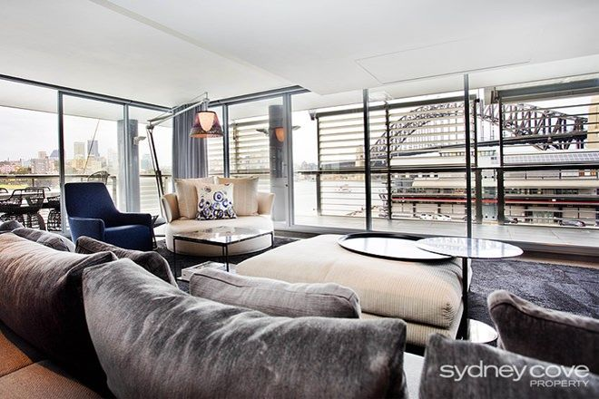 Picture of 19 Hickson Rd, WALSH BAY NSW 2000