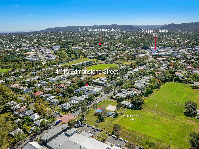 4/115 Edmondstone Street, Newmarket QLD 4051, Image 2