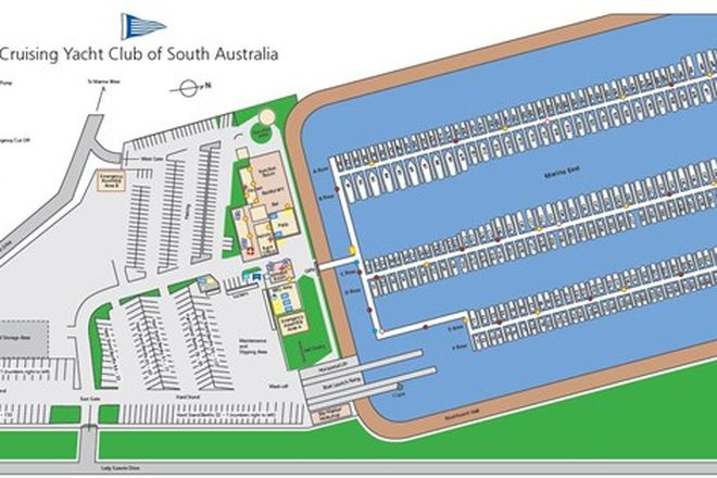 Picture of C30 East/Marina Berth Lady Gowrie Drive, NORTH HAVEN SA 5018