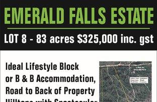 Picture of LOT 8 EMERALD FALLS ROAD, Mareeba QLD 4880