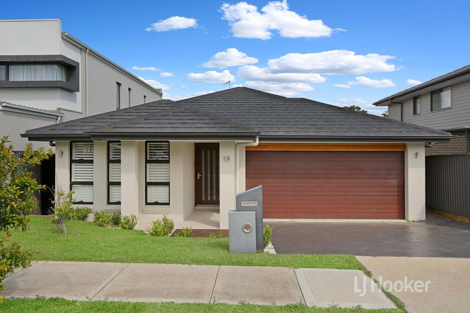18 Garigal Road, Kellyville NSW 2155, Image 0