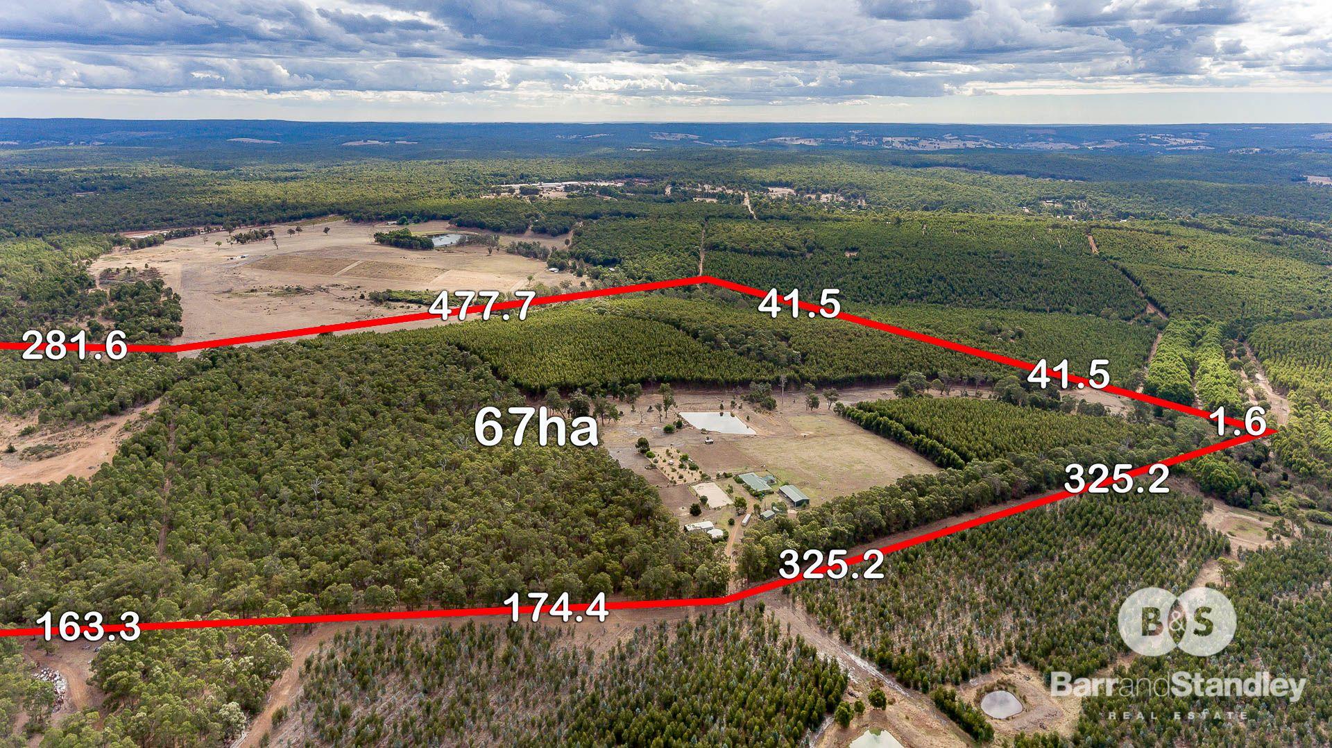 41 Papalias Road, North Greenbushes WA 6254, Image 1