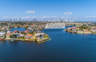 Picture of 37 San Simeon Drive, Clear Island Waters QLD 4226