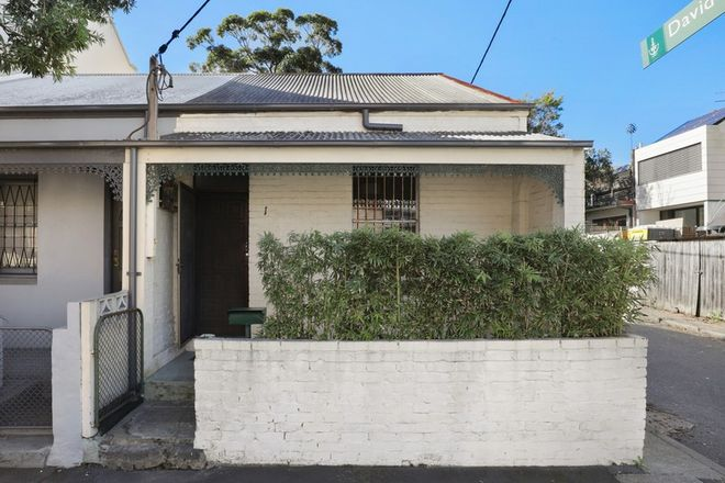Picture of 1 Junction Street, FOREST LODGE NSW 2037