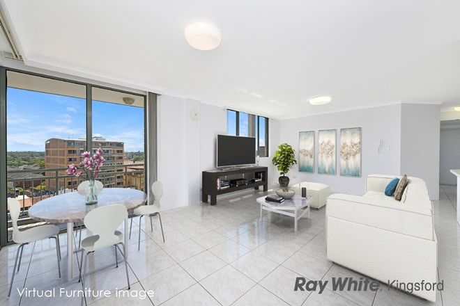 Picture of 94/42-56 Harbourne Road, KINGSFORD NSW 2032