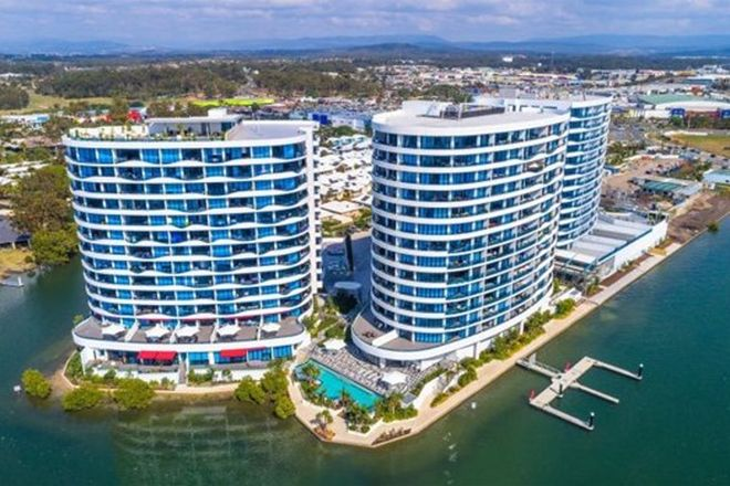 Picture of 5 Harbourside Court, BIGGERA WATERS QLD 4216