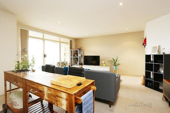 Picture of 44/341 Sydney Road, BRUNSWICK VIC 3056