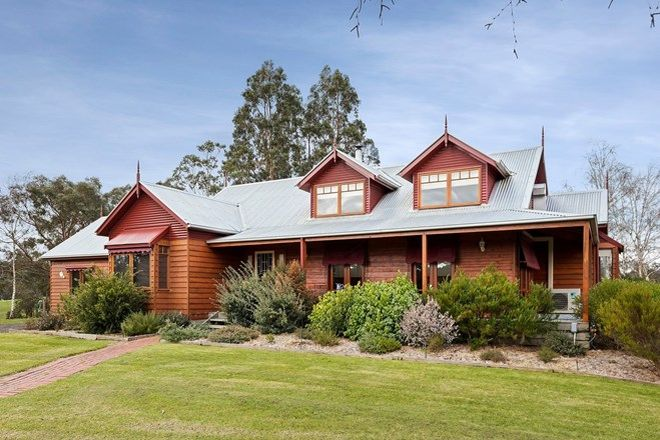 Picture of 350 Gellibrand East Road, GELLIBRAND VIC 3239