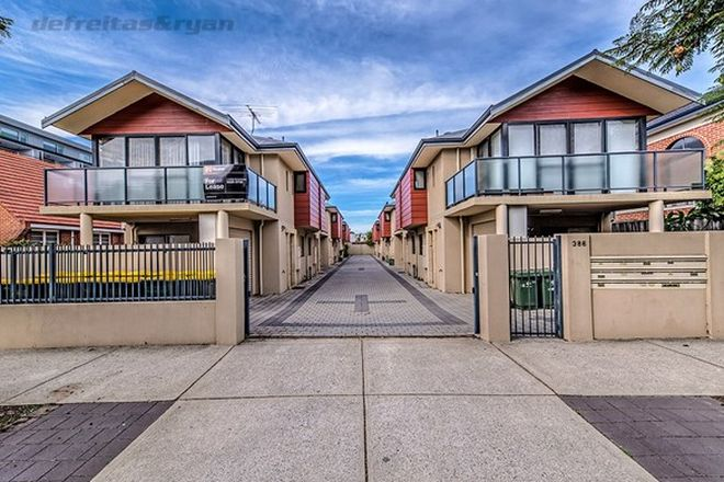 Picture of 10/386 Stirling Street, HIGHGATE WA 6003