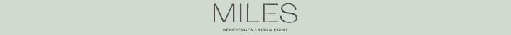 Branding for Miles Residences
