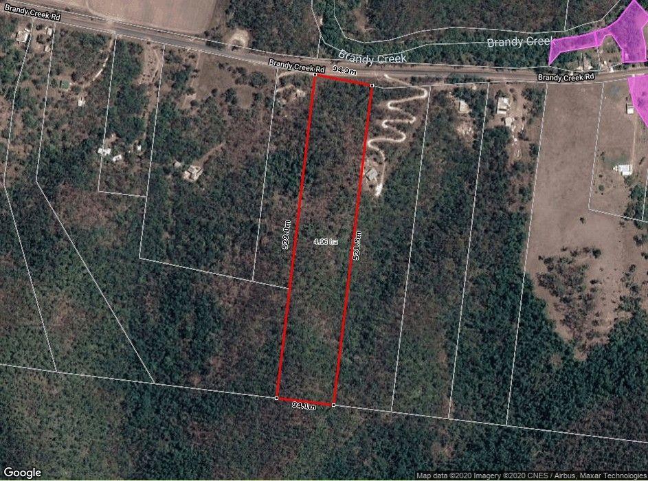Lot 11 Brandy Creek, Brandy Creek QLD 4800, Image 2