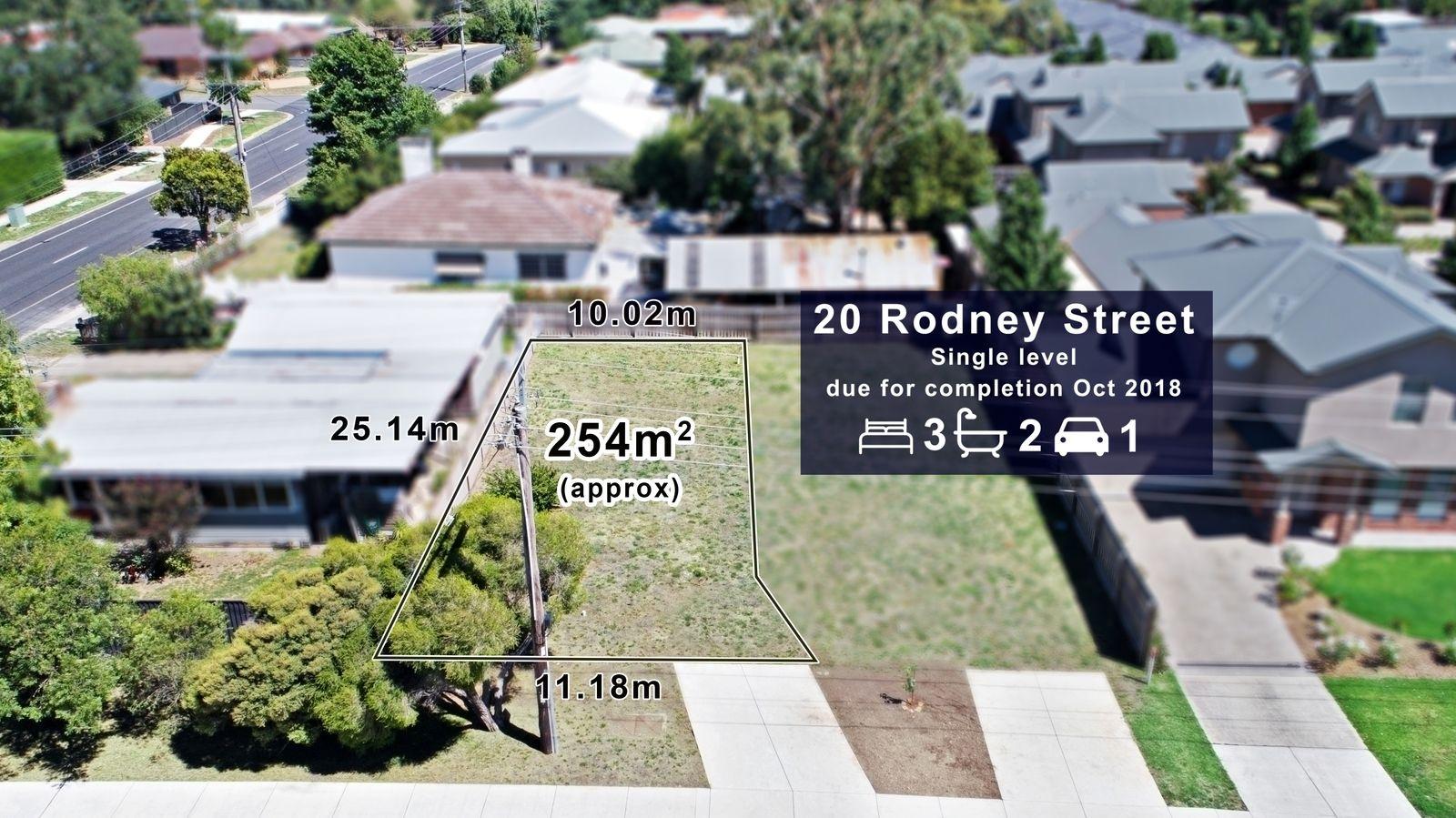 20 Rodney Street, Gisborne VIC 3437, Image 0