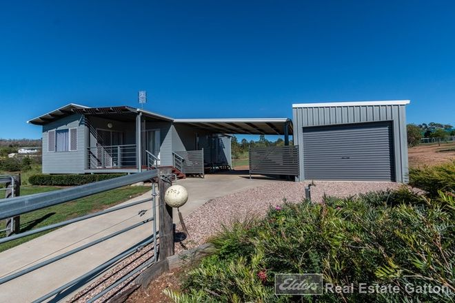 Picture of 12 Wilkinson Place, GRANTHAM QLD 4347